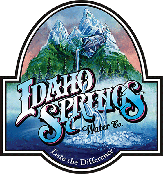 Idaho Springs Water Logo